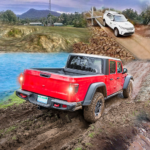 Very Tough Offroad Driving (Simulator) 4×4 APK (MOD, Unlimited Money) 1.0