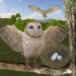 Wild Owl Bird Family Survival: Bird Simulator APK (MOD, Unlimited Money) 3.0