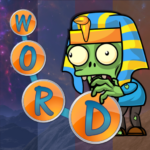 Words vs Zombies – fun word puzzle game APK (MOD, Unlimited Money) 5.10.24