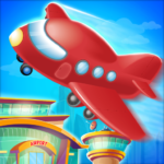 Airport Activities Adventures Airplane Travel Game APK (MOD, Unlimited Money) 1.0.5