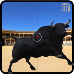 Angry Bull Attack Shooting APK (MOD, Unlimited Money) 64.1