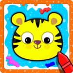 Animal Sounds for babies & Coloring book for kids APK (MOD, Unlimited Money) 1.20