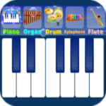 Blue Piano APK (MOD, Unlimited Money) 1.8