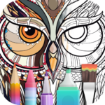 Coloring Book for family APK (MOD, Unlimited Money) 3.1.5