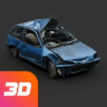 Crash test simulator: destroy car sandbox & drift APK (MOD, Unlimited Money) 4.5
