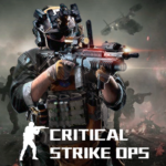 Critical Strike Ops – FPS 3D shooting Game APK (MOD, Unlimited Money) 2.0.5