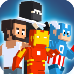 Crossy Heroes: Avengers of Smashy City APK (MOD, Unlimited Money) 1.21
