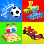 Cubic 2 3 4 Player Games APK (MOD, Unlimited Money) 2.2