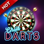 Darts and Chill: super fun, relaxing and free APK (MOD, Unlimited Money) 1.630