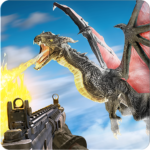 Flying Dragon Hunter : Dragon Shooting Games APK (MOD, Unlimited Money) 1.1.3
