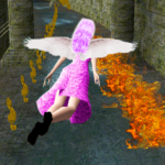 Flying Girl Runner 4 APK (MOD, Unlimited Money) 1.3