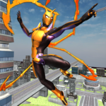 Flying Spider Hero Two -The Super Spider Hero 2020 APK (MOD, Unlimited Money) 0.2.7
