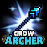 Grow ArcherMaster – Idle Action Rpg APK (MOD, Unlimited Money) 1.3.7