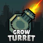 Grow Turret – Idle Clicker Defense APK (MOD, Unlimited Money) 7.6.0
