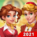 Hotel Fever: Grand Hotel Tycoon Story APK (MOD, Unlimited Money) 1.0.2