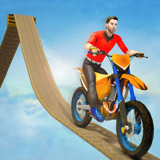 Impossible Bike Track Stunt Games 2021: Free Games APK (MOD, Unlimited Money) 2.0.02