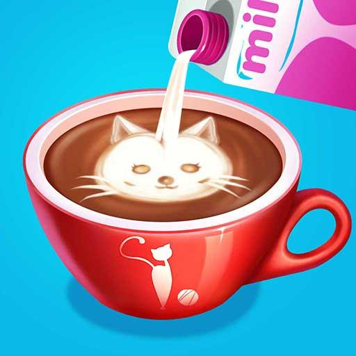 🐱Kitty Café – Make Yummy Coffee☕ & Snacks🍪 APK (MOD, Unlimited Money) 2.3.5038