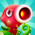 Merge Plants: Aliens Defense APK (MOD, Unlimited Money) 0.0.9