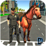 Mounted Police Horse Chase 3D APK (MOD, Unlimited Money) 1.0