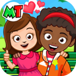 My Town : Best Friends' House games for kids APK (MOD, Unlimited Money) 1.06