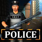 POLICE CRIME SIMULATOR: SUPERHERO GANGSTER KILL APK (MOD, Unlimited Money) 0.9