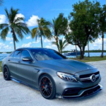 Parking Mercedes C63 AMG City Drive APK (MOD, Unlimited Money) 11.1