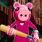 Piggy Family 3D: Scary Neighbor Obby House Escape APK (MOD, Unlimited Money) 1.4