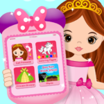 Pink Little Talking Princess Baby Phone Kids Game APK (MOD, Unlimited Money) 9.0.1