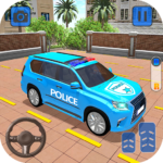 Police Jeep Spooky Stunt Parking 3D APK (MOD, Unlimited Money) 0.5