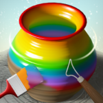 Pottery Master– Relaxing Ceramic Art APK (MOD, Unlimited Money) 1.3.9