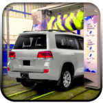 Prado Car Wash Service: Modern Car Wash Games APK (MOD, Unlimited Money) 0.6