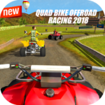 Quad Bike Offroad Racing 2018: Extreme Bike Racer APK (MOD, Unlimited Money) 1.0.3