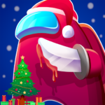 Red Imposter: Nightmare Christmas APK (MOD, Unlimited Money) 1.2.0