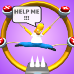 Save the Dude! Rope Puzzle Game APK (MOD, Unlimited Money) 1.0.33