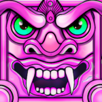 Scary Temple Final Run Lost Princess Running Game APK (MOD, Unlimited Money) 4.2