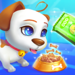 🐶🐶Space Puppy – Feeding & Raising Game APK (MOD, Unlimited Money) 2.2.5038
