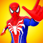 Spider Hero Fight Gangster Rope Battle Crime City APK (MOD, Unlimited Money) 3.0