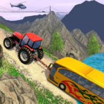 Tractor Pull Simulator Drive: Tractor Game 2020 APK (MOD, Unlimited Money) 1.14