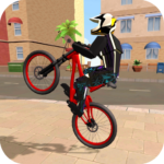 Wheelie Bike 3D – BMX stunts wheelie bike riding APK (MOD, Unlimited Money) 1.0