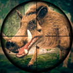 Wild Hunt – Pig Sniper Shooting APK (MOD, Unlimited Money)1.0.15
