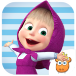 A Day with Masha and the Bear APK (MOD, Unlimited Money) 20.4