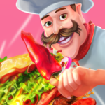 Cooking Warrior: Cooking Food Chef Fever APK (MOD, Unlimited Money) 2.6