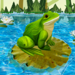Frog Jumping Mania APK (MOD, Unlimited Money) 1.0.2