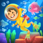 Kiddos under the Sea : Fun Early Learning Games APK (MOD, Unlimited Money) 1.0.2