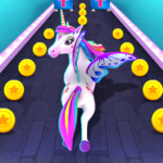 Magical Pony Run – Unicorn Runner APK (MOD, Unlimited Money) 1.19