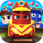 Mighty Express – Play & Learn with Train Friends APK (MOD, Unlimited Money) 1.2.9