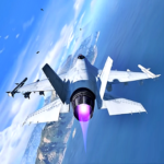 Modern Jet War Planes : Air Fighter Warfare Strike APK (MOD, Unlimited Money) 5.002