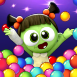SPOOKIZ PANG: Bubble Shooting APK (MOD, Unlimited Money) Varies with device
