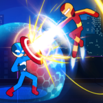 Stickman Fighter Infinity – Super Action Heroes APK (MOD, Unlimited Money) 1.2.1