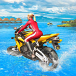 Water Surfer Racing In Moto APK (MOD, Unlimited Money) 2.2
